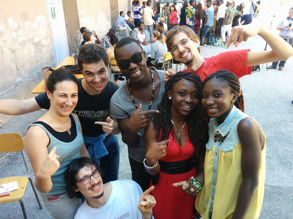 Happening giovanile, Bologna giugno 2014