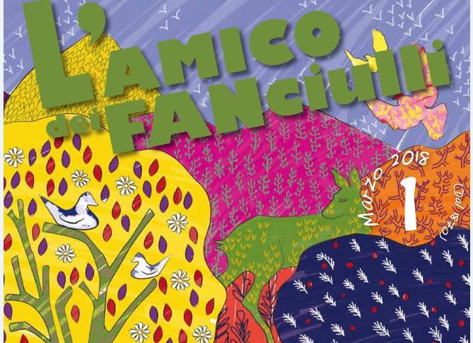 Copertina Amico_Fanciulli marzo 2018