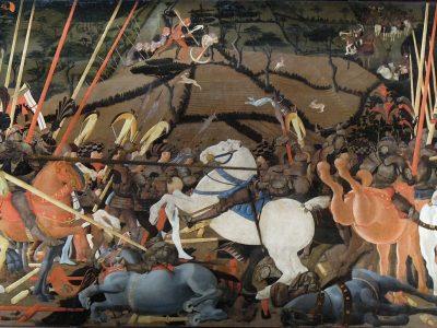 Battaglia-di-San-Romano-Paolo-Uccello