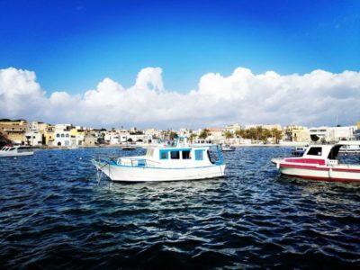 Continuano gli sbarchi a Lampedusa