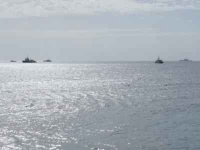 Un porto sicuro per i profughi della Mare Jonio