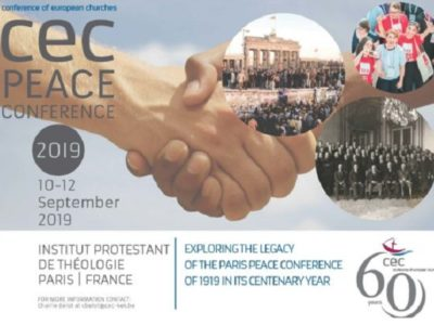 Peace Conference Paris KEK