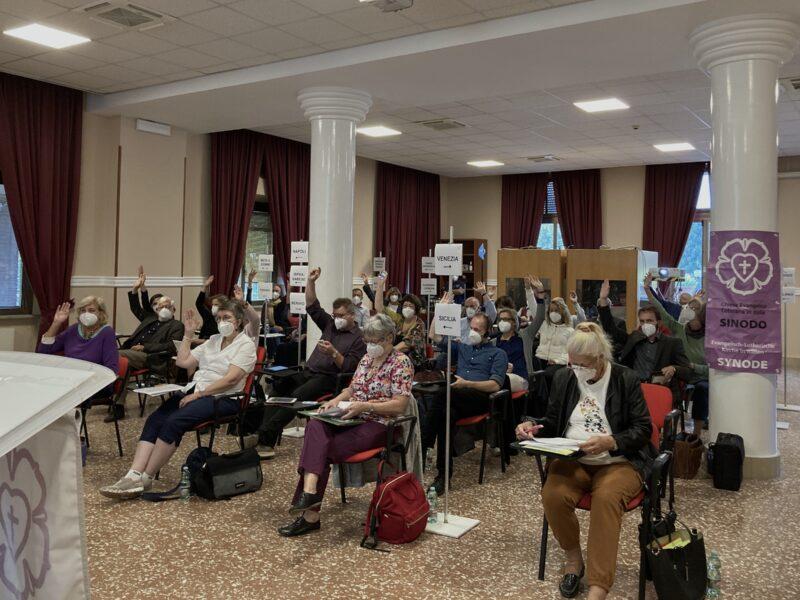 ELKI CELI Sinodo Synode_2020_2